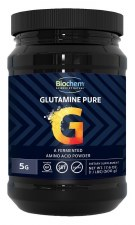 BioChem Glutamine Pure Powder, 17.6 oz.
