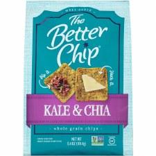 The Better Chip Kale & Chia Whole Grain Chips, 6.4 oz.