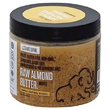 Base Culture Maple Raw Almond Butter, 16 oz.