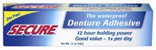 Bioforce Secure Denture Adhesive, 1.4 oz.