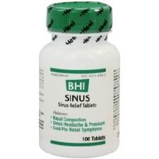 BHI Sinus, 100 tablets