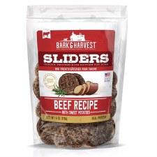 Bark & Harvest Beef With Sweet Potato Recipe Sliders, 6 oz.