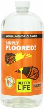 Better Life Simply Floored! Floor Cleaner, 32 oz.