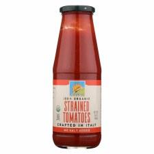 Bionaturae Organic Strained Tomatoes, 24 oz.