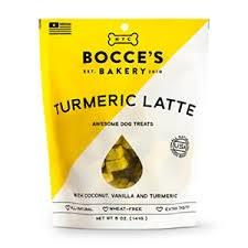 Bocces Turmeric Latte Dog Treat, 5 oz.