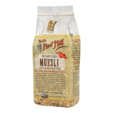 Bob's Red Mill Muesli, 18 oz.