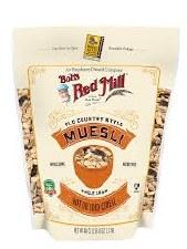 Bob's Red Mill Muesli Cereal, 40 oz.