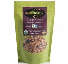 Back Roads Granola Organic Gluten Free Granola, 12 oz.