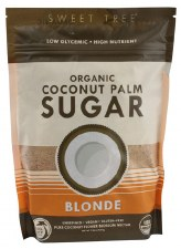 Big Tree Organic Blonde Evaporated Coconut Palm Sugar 16 oz.