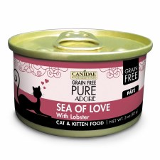 Canidae Sea of Love Pate With Lobster Cat & Kitten Food, 3 oz.