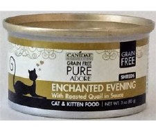 Canidae Pure Adore Enchanted Evening with Roasted Quail in Sauce Cat & Kitten Food, 3 oz.