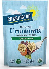 Carrington Farms Garden Herb Crounons, 4.75 oz.