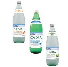 Cadia Citrus Sparkling Water, 33.8 oz.