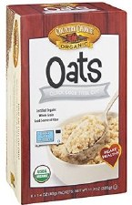 Country Choice Organics Quick Steel Cut Oats, 11.2 oz.
