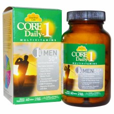 Country Life Core Daily 1 Men 50+, 60 tablets