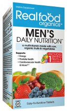 Country Life Men's Daily Nutrition Multivitamin, 120 tablets