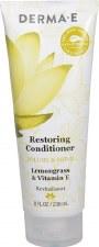 Derma E Restoring Conditioner, 8 oz.