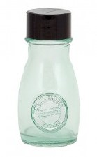 Down to Earth Glass Peppermill, 4 oz.