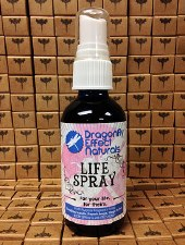 Dragonfly Effect Naturals Life Spray, 2 oz.