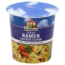 Dr. McDougall's Vegan Chicken Flavor Ramen Soup, 1.8 oz.