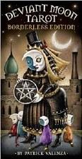Deviant Moon Tarot Cards, by Patrick Valenza