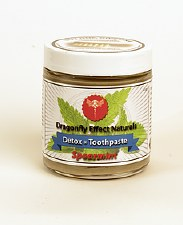 Dragonfly Effect Naturals Spearmint Detox Toothpaste, 4 oz.