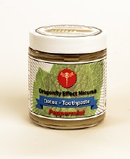 Dragonfly Effect Cinnamon Detox Toothpaste, 4 oz.