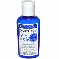 Ecodent Daily Care Mint Toothpowder
