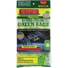 Evert Fresh Green Bags Variety Pack, 20 ct.