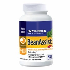 Enzymedica Bean Assist, 30 capsules