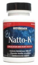 Enzymedica Natto-K, 30 vegan capsules