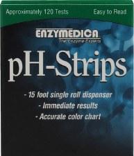 Enzymedica pH-Strips, 15 foot single roll dispenser