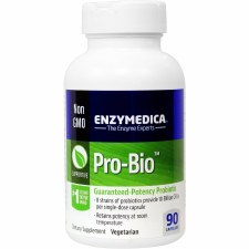 Enzymedica Pro-Bio, 90 vegetarian capsules