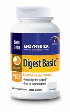 Enzymedica Digest Basic, 180 capsules