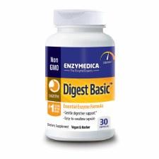 Enzymedica Digest Basic, 30 capsules