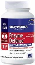 Enzymedica Enzyme Defense Extra Strength, 90 vegan capsules