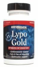 Enzymedica Lypo Gold, 90 vegan capsules