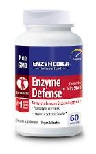 Enzymedica Enzyme Defense, 60 vegan capsules