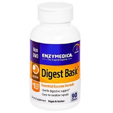 Enzymedica Digest Chewable Orange, 30 tablets