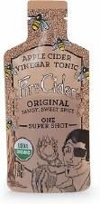 Fire Cider Original Apple Cider Vinegar Tonic, 1 oz. super shot