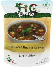Fig Food Co Minestrone Soup, 14.5 oz.