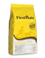 First Mate Cage Free Chicken Meal and Oats Formula, 5 lb.