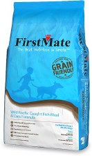 First Mate Wild Pacific Caught Fish Meal & Oats Formula Dog Food, 5 lb.