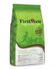 First Mate Free Range Lamb Meal & Oats Formula Dog Food, 5 lb.