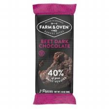 Farm & Oven Chocolate Beet Bites, 1.8 oz.