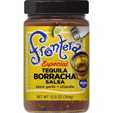 Frontera Tequila Borracha Salsa, 12.5 oz.