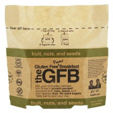 The Glutern Free Power Breakfast Fruit, Nuts, and Seeds Hot Cereal, 2 oz.