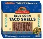 Garden of Eatin' Blue Corn Taco Shells, 5.5 oz., 12 taco shells