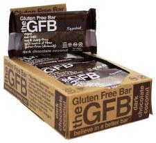 The Gluten Free Bar Dark Chocolate Coconut Bar, 2.05 oz.