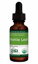 Gaia Herbs Nettle Leaf Liquid Herbal Extract, 1 oz.